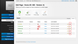 Unroole Site Builder Admin Panel - Page Deletion Status.png