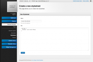 Unroole Site Builder Admin Panel - Stylesheet new.png